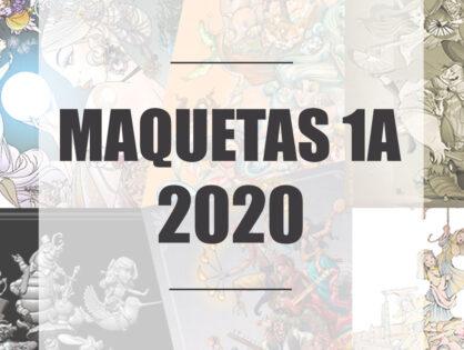Descubre las Maquetas 1A de 2020