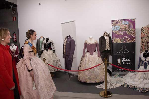 Inauguración Exposición de Indumentaria 2020 - C.C. El Saler