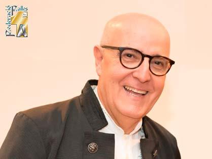 Francisco Romero es reelegido como presidente de la Federación de Fallas 1A