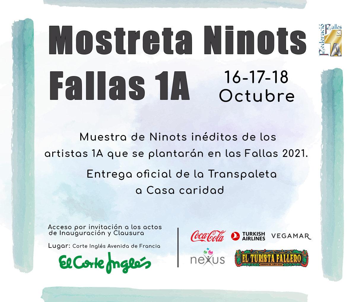 Mostreta Ninots Fallas 1A