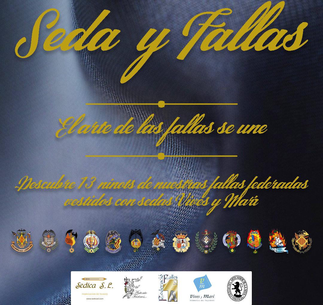 """""""Seda y Fallas. El arte de las fallas se une"""""""
