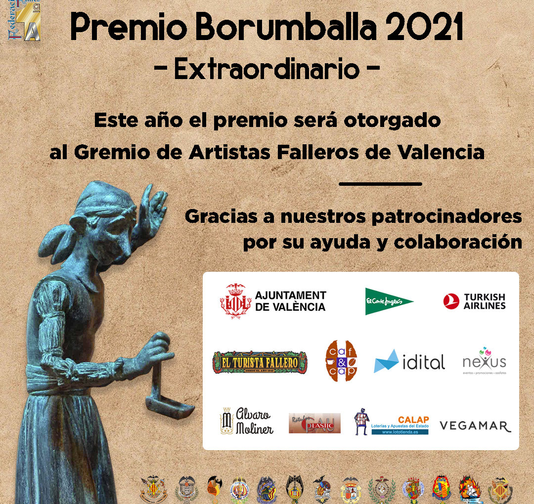 Premio Borumballa 2021 -Extraordinario-