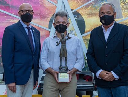 Entrega Premio Borumballa 2021